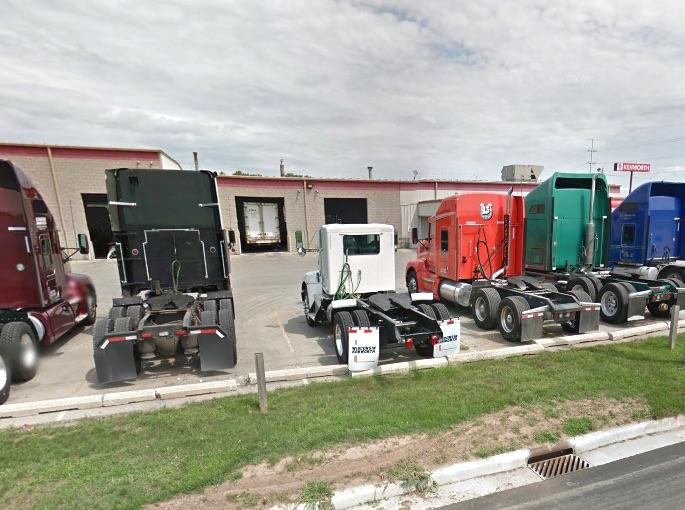 Wisconsin Kenworth in Ashwaubenon/Google Street view