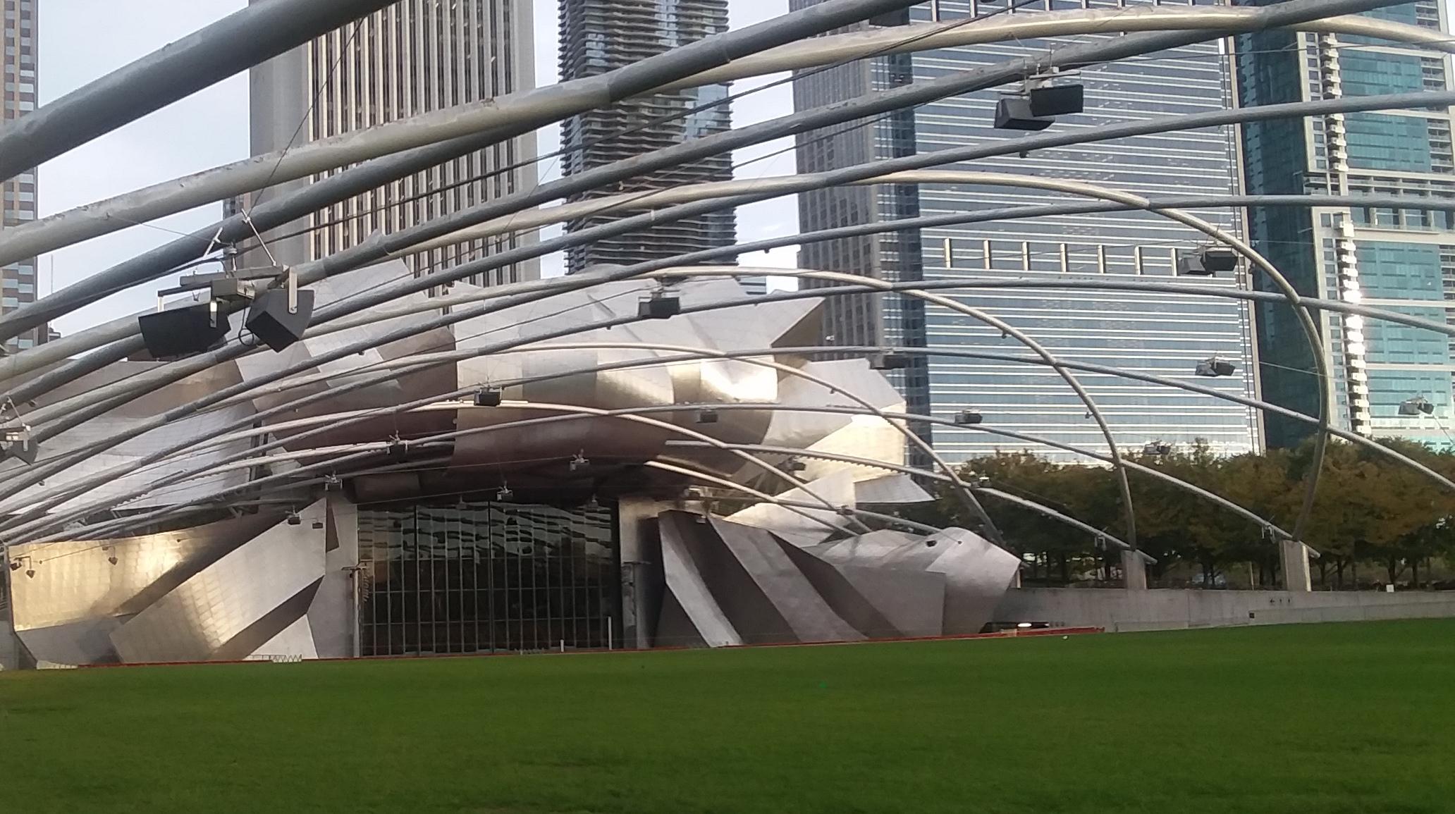 Millenimum Park, Chicago