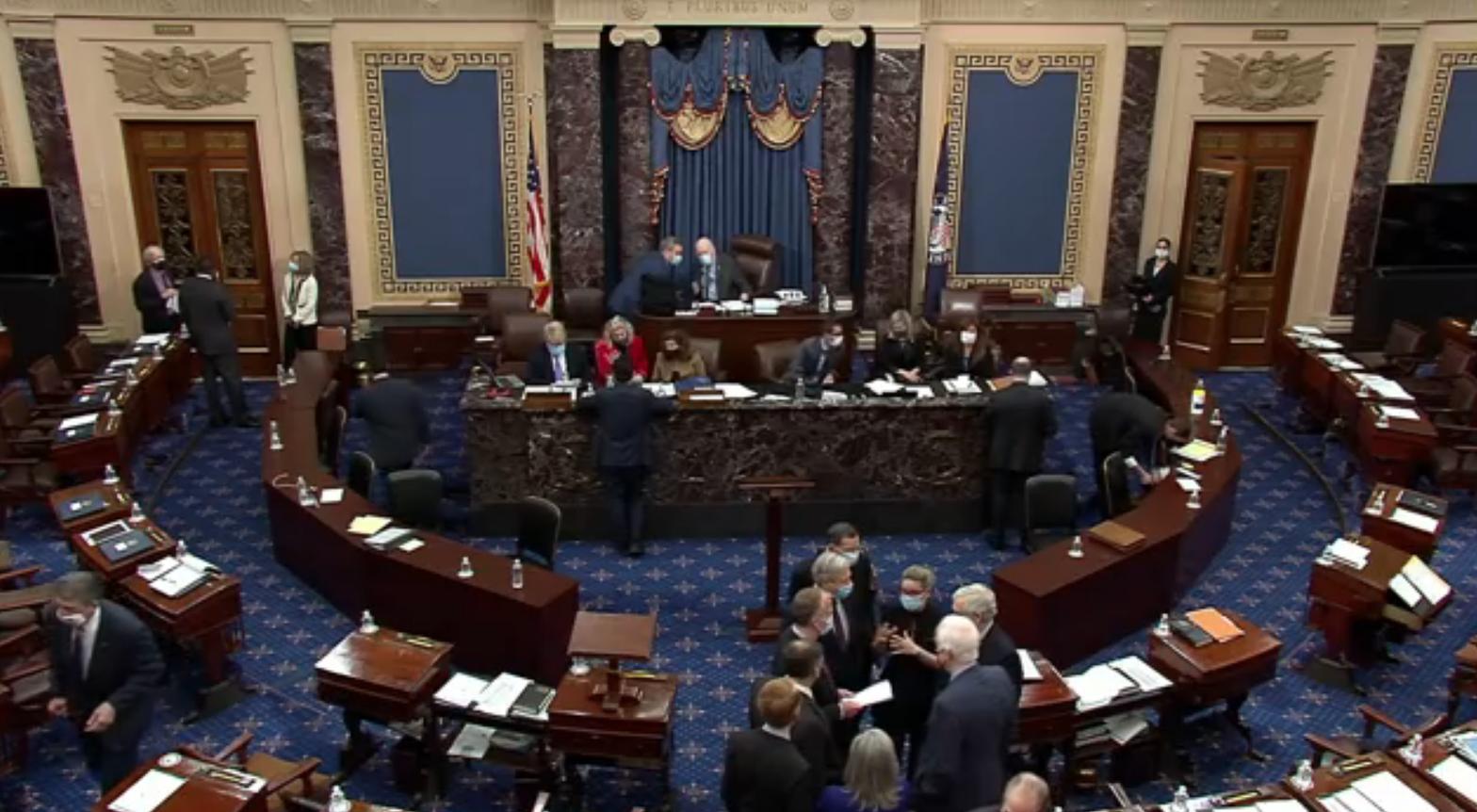 U.S. House of Representatives. C-Span photo